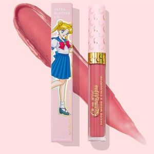 Sailor Moon x ColourPop Bun Head lipstick